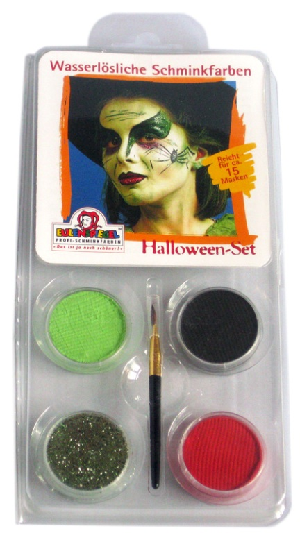 Designer A Face Pack Halloween Halloween Face Body Paint Makeup