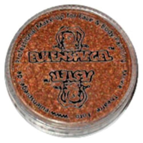 Pearlised Powder Aztec Soil , 3.5ml Face Body Paint Makeup