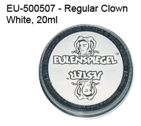 Cream White Clown 50ml Face Paint Face Body Paint Makeup