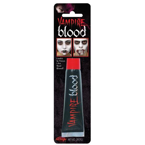 Vampire Blood 1oz Tube Makeup for Fancy Dress