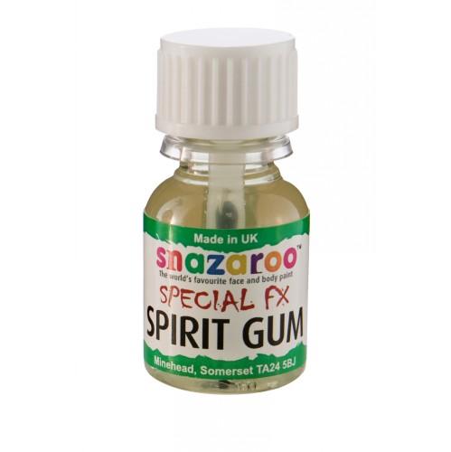 Spirit Gum 10ml Makeup for Ghost Ghoul Spook Halloween Fancy Dress
