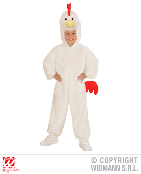 Ladies PLUSH WHITE CHICKEN Costume Rooster Chick Easter Farm Animal Fancy Dress false Thumbnail 3  sc 1 th 249 & Ladies PLUSH WHITE CHICKEN Costume Rooster Chick Easter Farm Animal ...