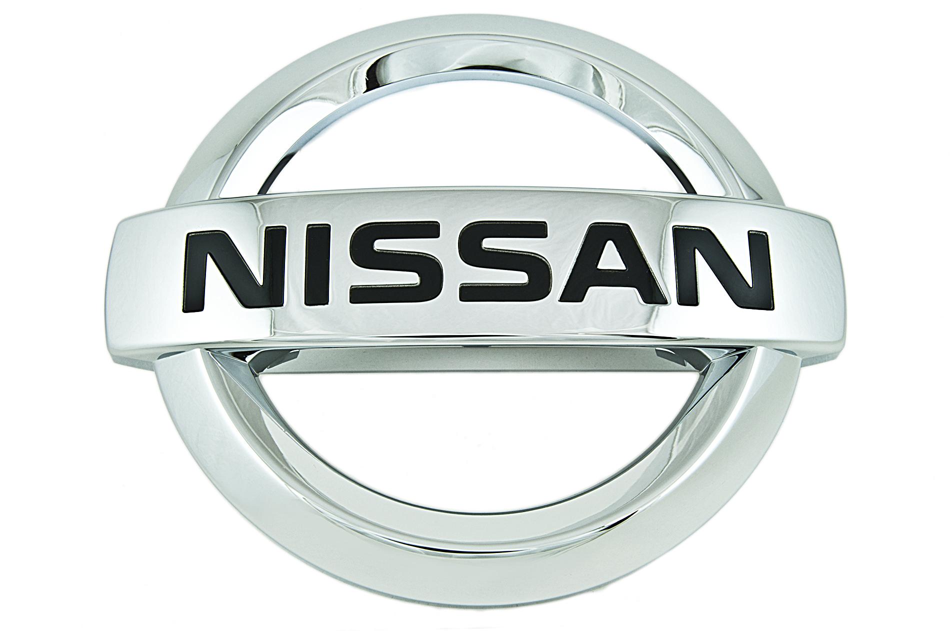 Nissan Genuine Qashqai Front Emblem Badge Logo For Bonnet