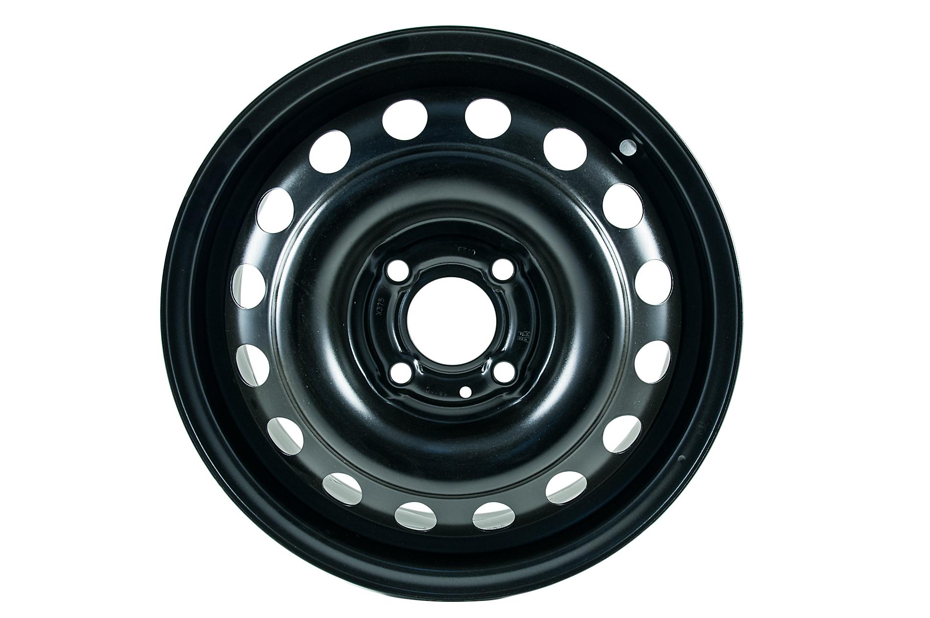 Nissan Genuine Micra K12e 14 Quot Road Spare Wheel Steel Disc