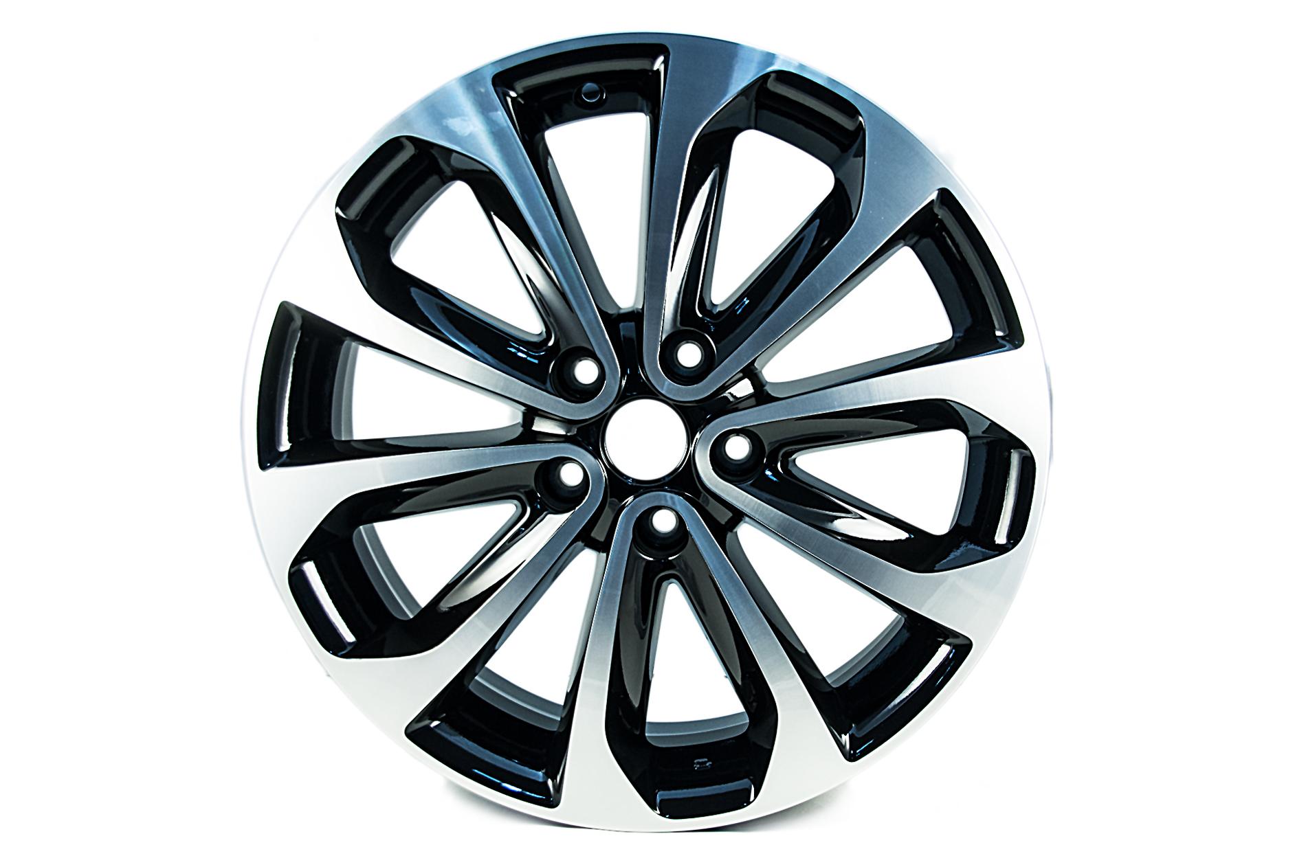 Nissan Genuine Qashqai 360 J10 Car 18 Quot Alloy Wheel