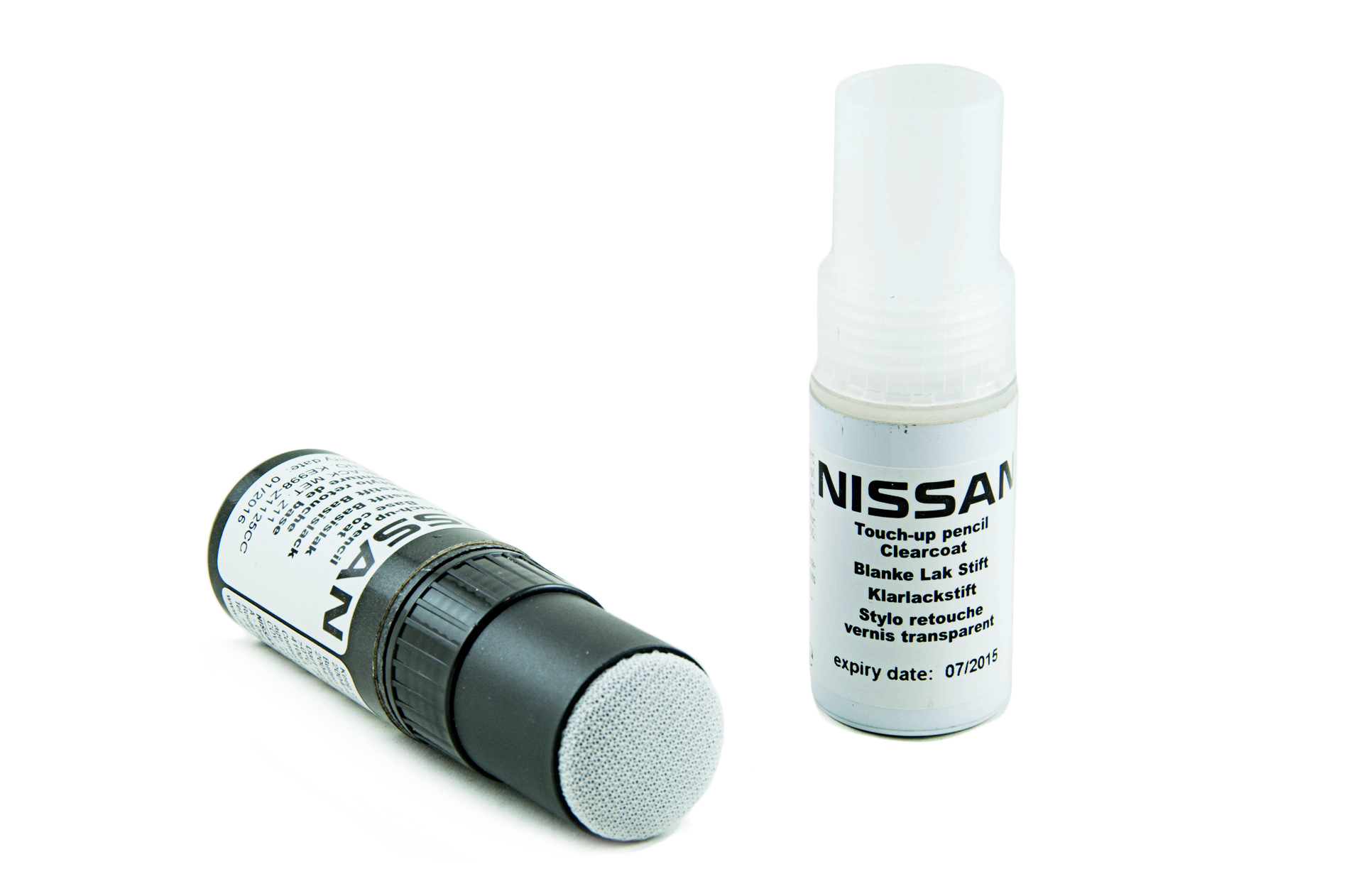 Nissan Genuine Scratch Remover Touch Up Paint Pearl Black