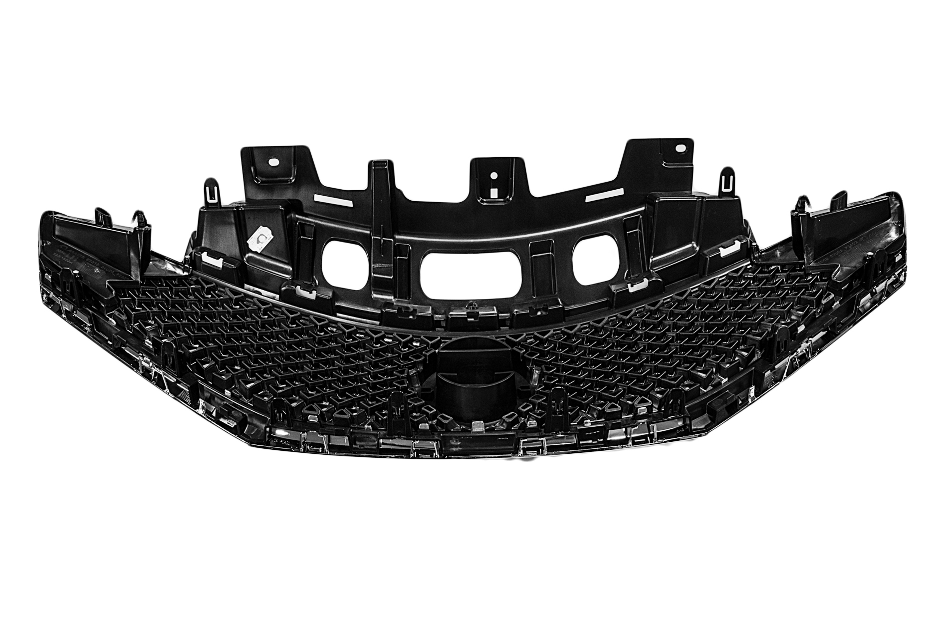 Nissan Genuine Note E12 Front Bumper Radiator Grille Panel Black Fuse Box Cover 623103vu0a Ebay