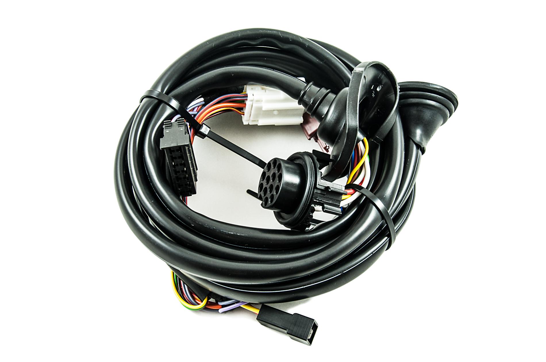 Nissan Genuine New X-Trail T32 Towbar Electrics Wiring Kit TEK 13 ...
