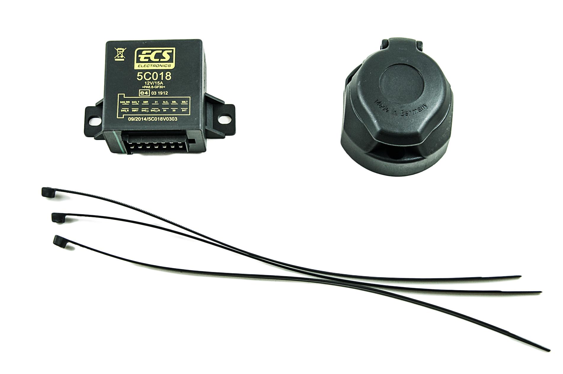 Nissan Genuine New X Trail T32 Towbar Electrics Wiring Kit Tek 13 Pin Ke5054c013 Ebay