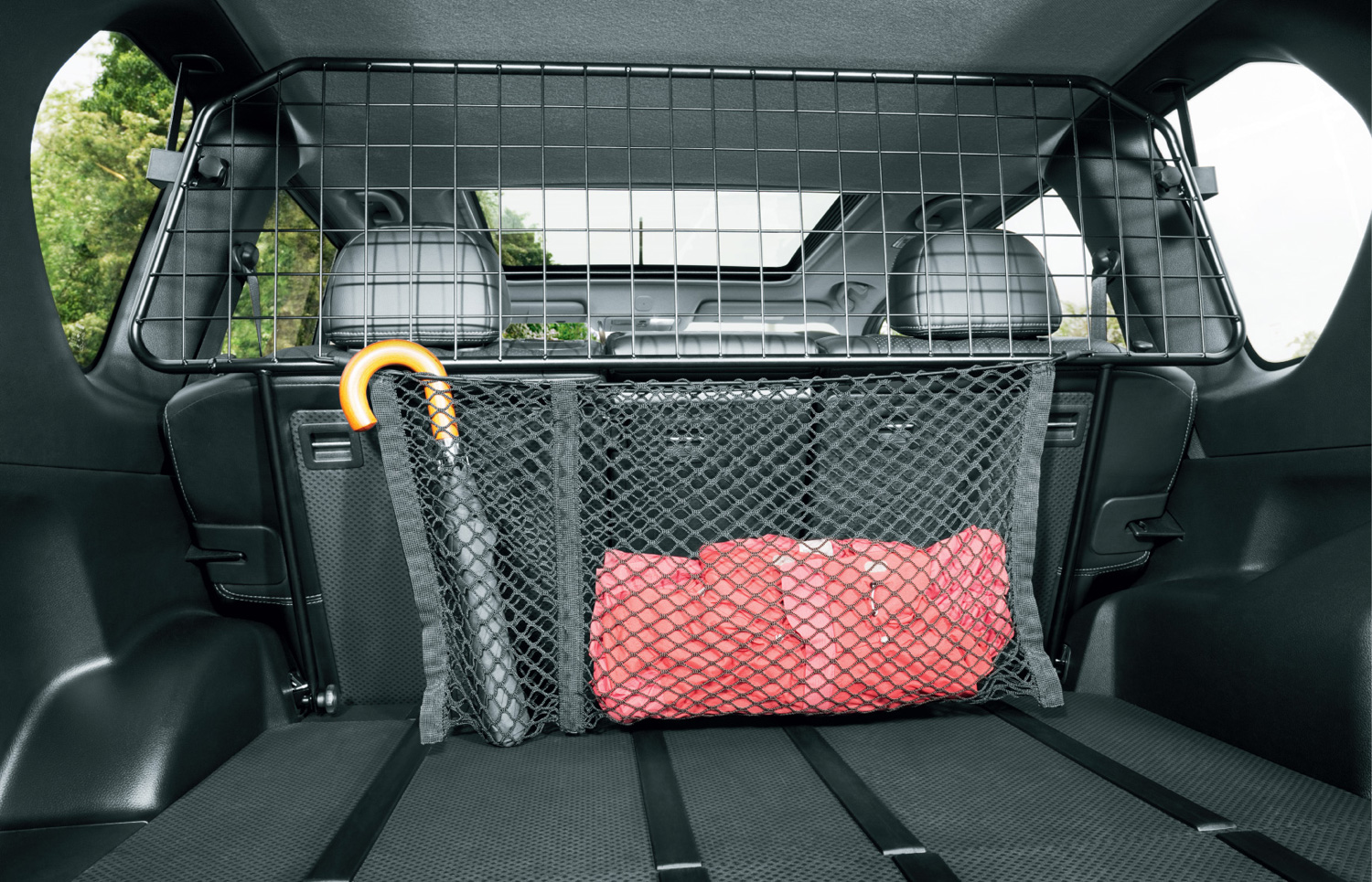 Nissan Genuine X Trail T31 Dog Guard Partition Boot Grille