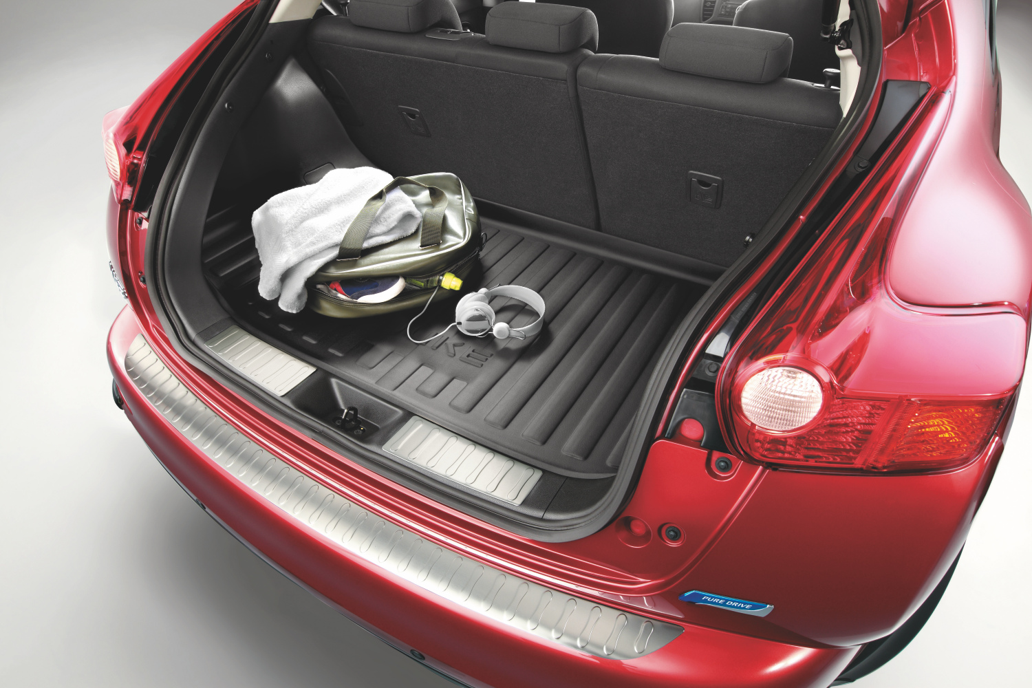 Nissan Genuine Juke Soft Boot Trunk Liner Tailored Fitted