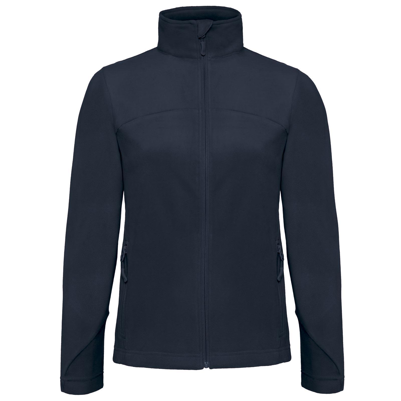 B C Womens Ladies Coolstar Soft Zip up Fleece Jacket in 4 Colours XS ... 85ed5b8112