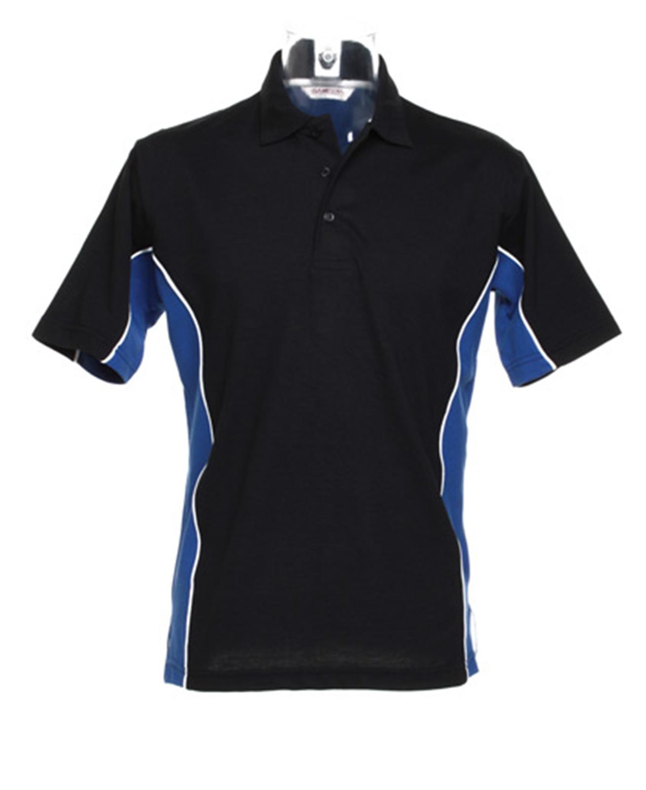 New kustom kit mens womens track polo shirt in 12 colours for Mens xs golf shirts