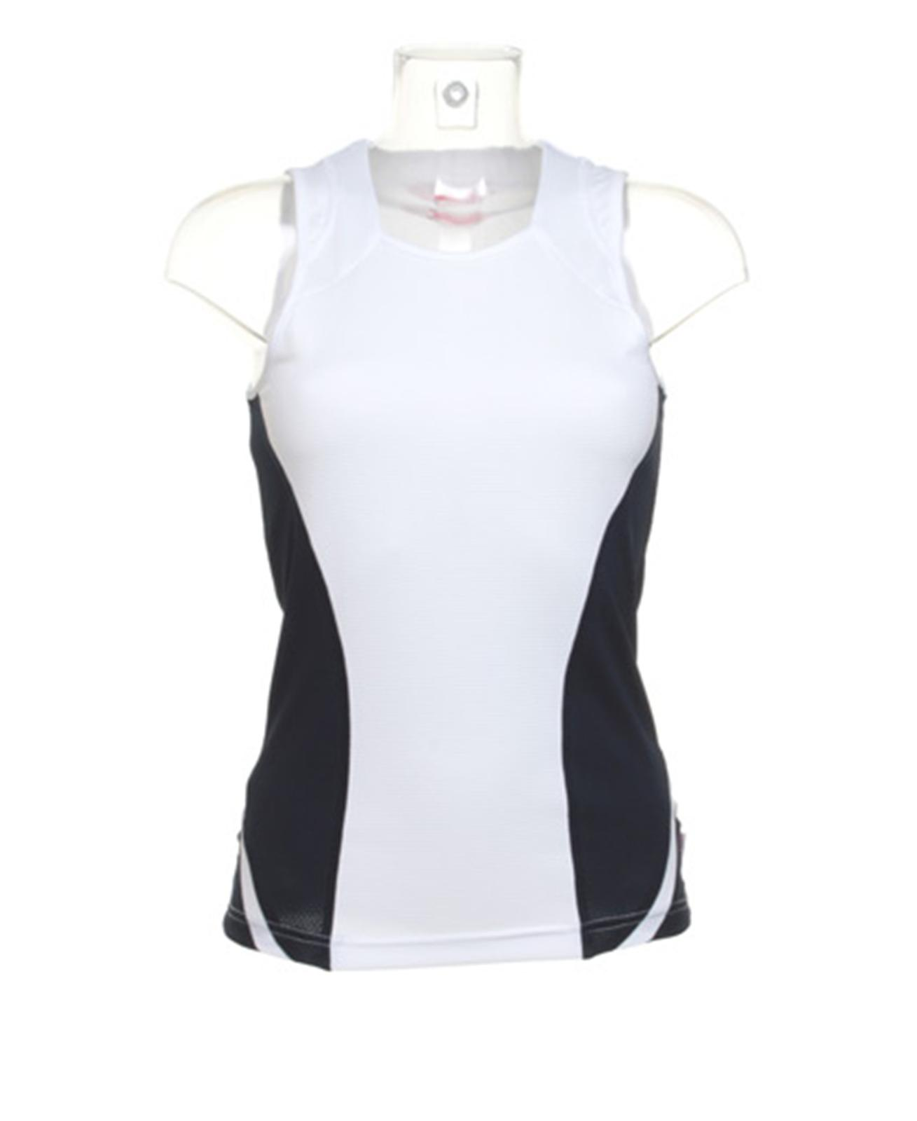 Womens Ladies Cool Tex Sports Running Vest Top 5 colours Size 8 10 ... aab0cd084b