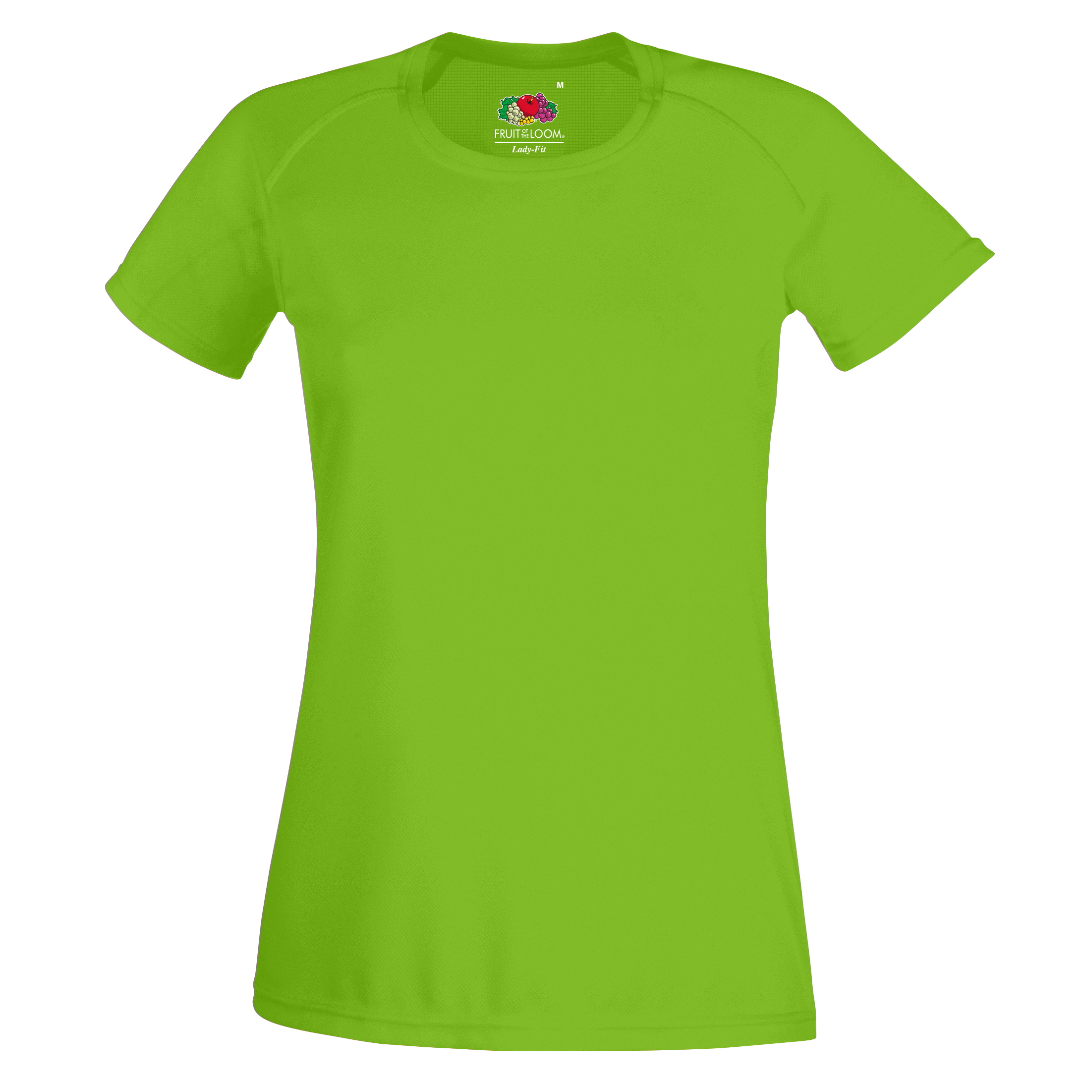 Cheap Fake Free Shipping 100% Authentic Womens Performance T-Shirt Fruit Of The Loom Outlet Supply Zhf80v8