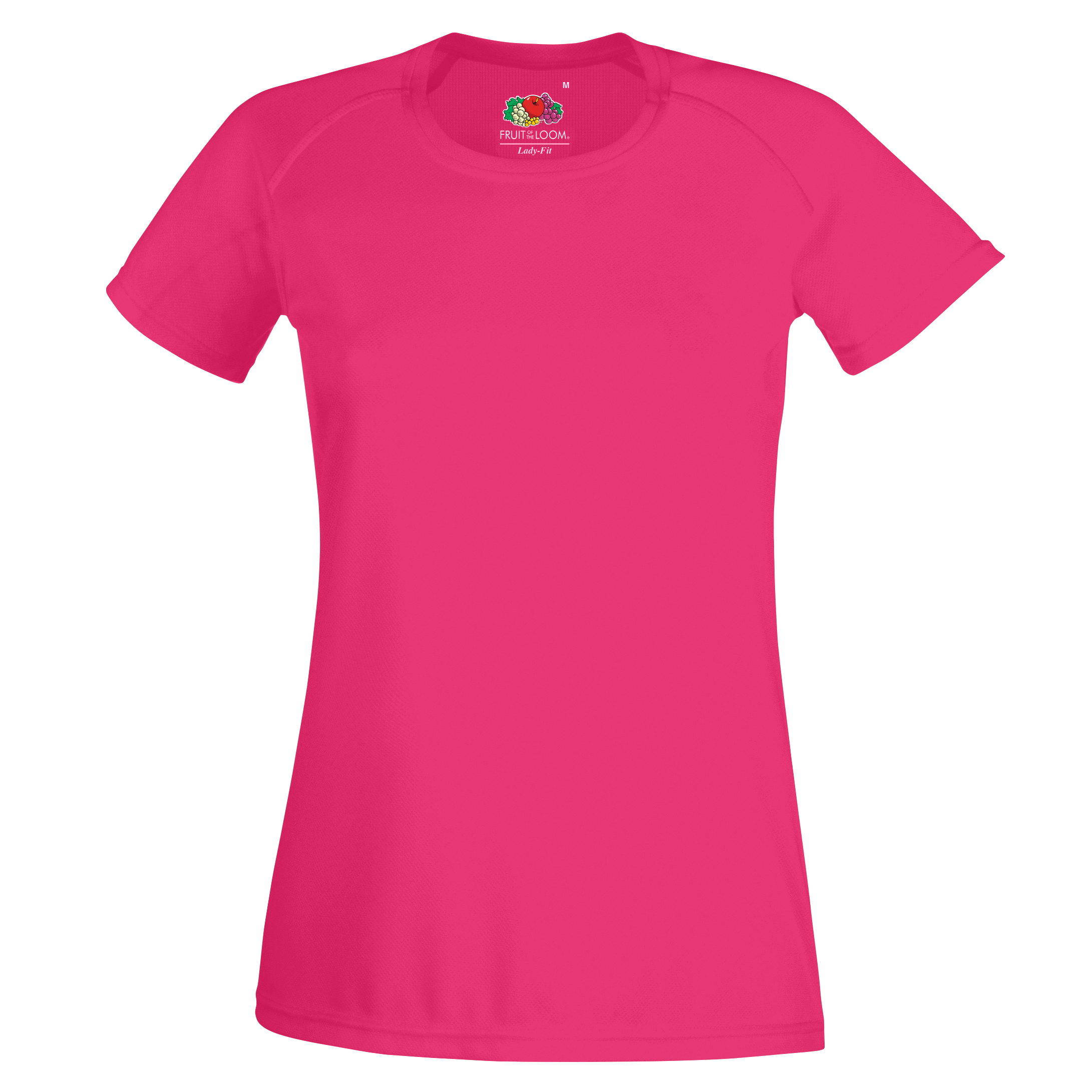 new fruit of the loom womens lady fit performance sports tshirt 4