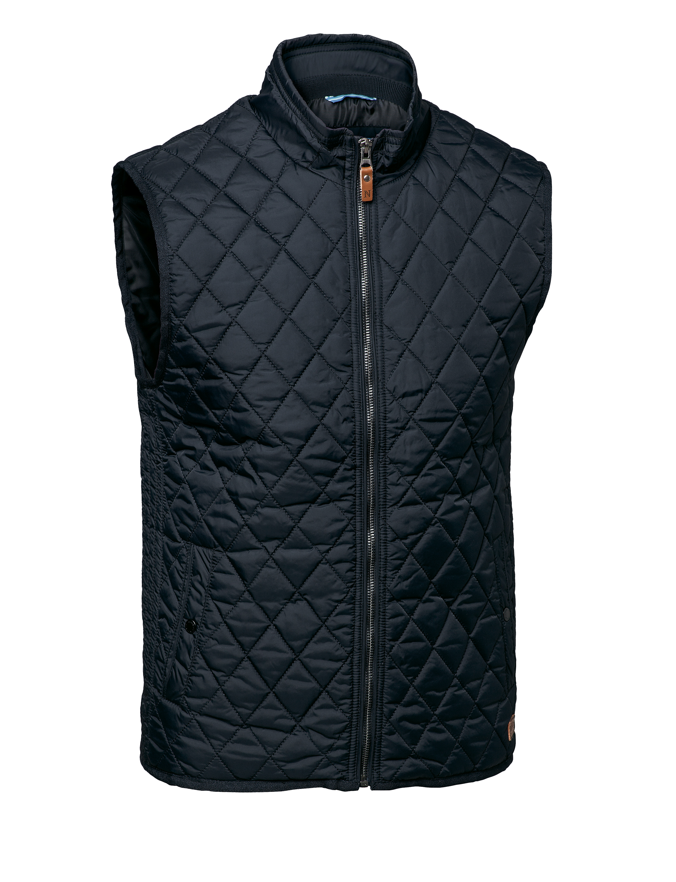New Mens Nimbus Light Padded Full Zip Fashionable Quilted Gilet ... : quilted gillet - Adamdwight.com