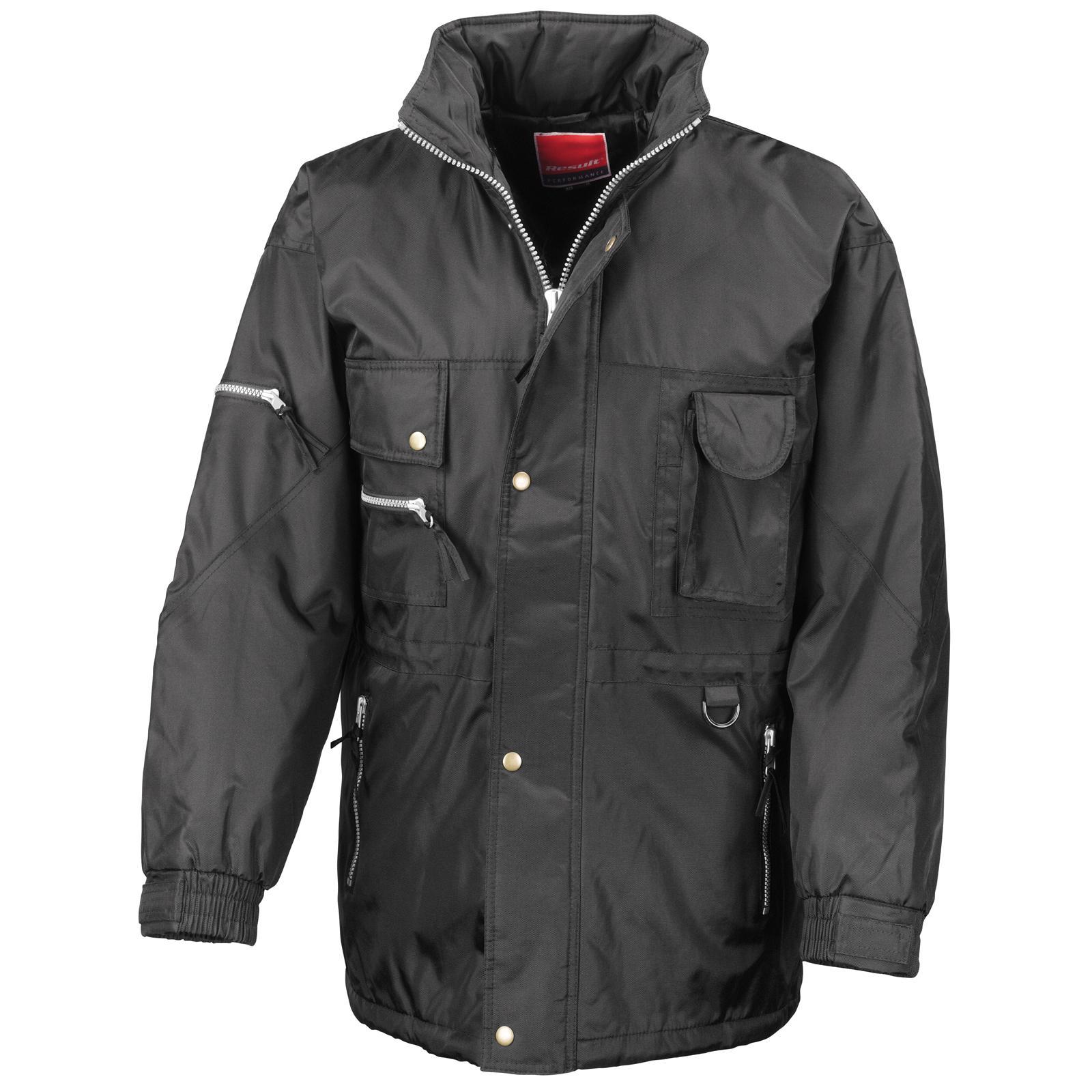 New RESULT Mens Winter Casual Hi Active Waterproof Jacket in 5 ...