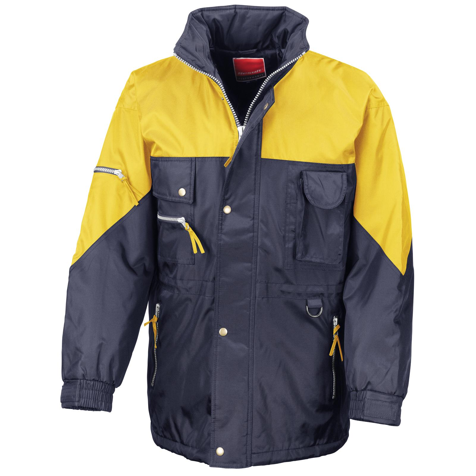 Result Mens Winter Casual Hi Active Waterproof Jacket in 5 Colours ...