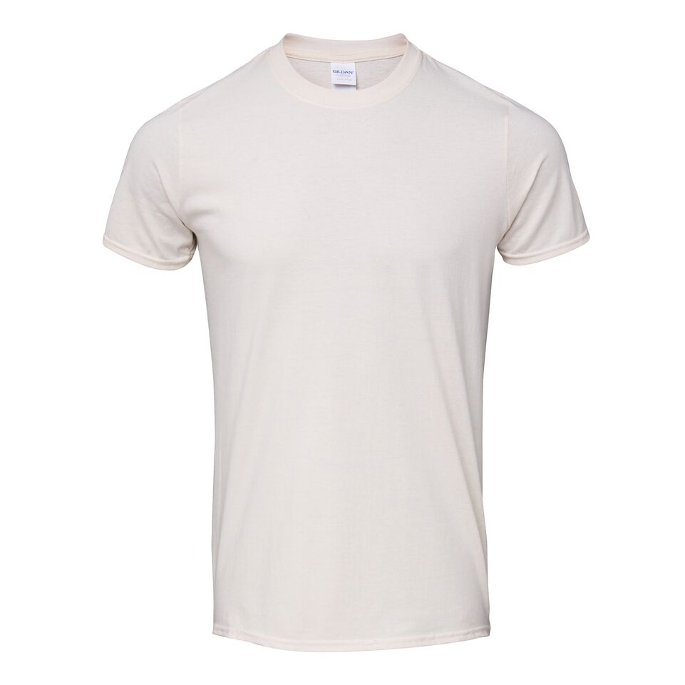 Gildan Softstyle adults T–Shirt short sleeve adult top sizes s to xxl