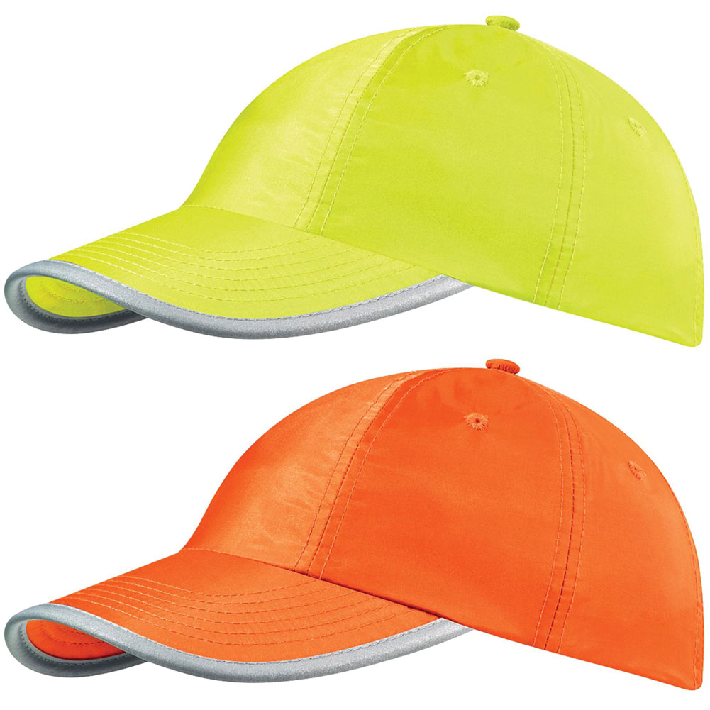 Details about New BEECHFIELD Safety Hi Viz Reflective Baseball Cap Hat in 3  Colours One Size f21f4fafa96