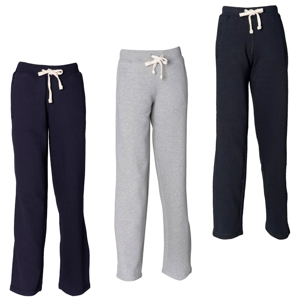 New FRONT ROW Womens Ladies Jogging Track Lounge Pants ...