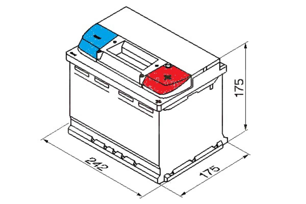 Yuasa Car Battery Calcium 12v 550cca 60ah T1 For Mercedes Slk230 Kompressor Fuse Diagram R170 23