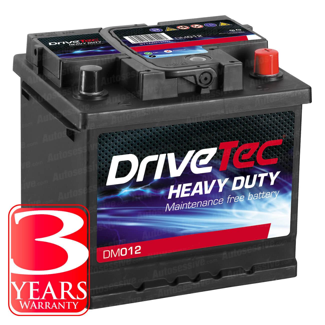 Citroen c1 battery