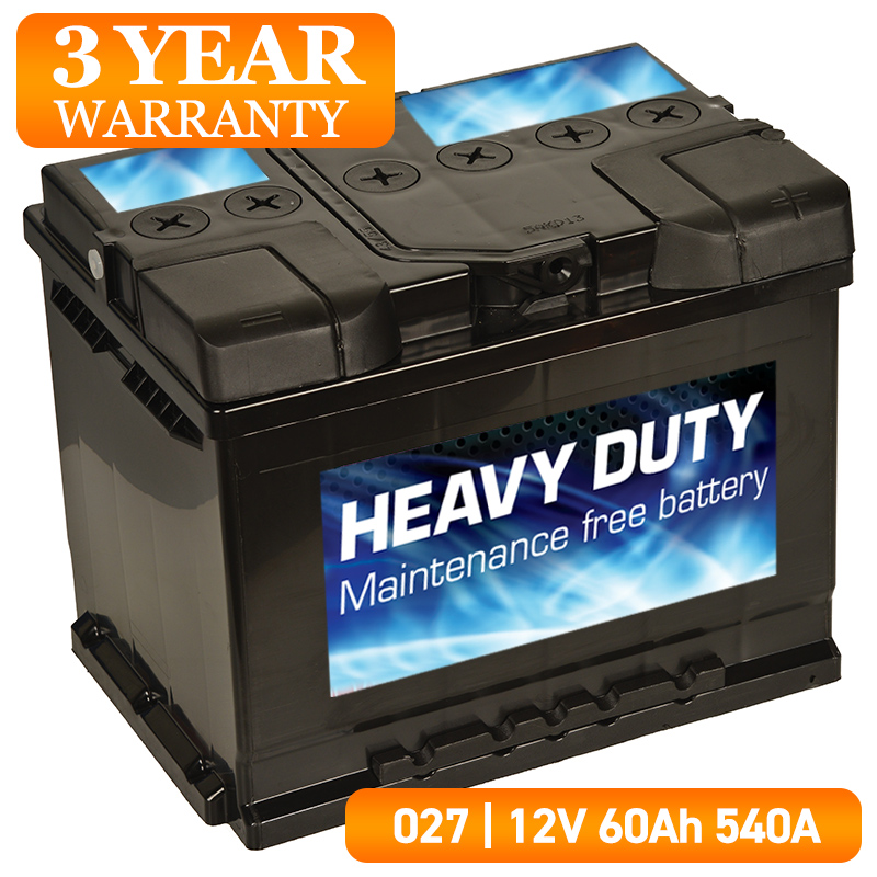 Car Battery For Audi A3: Car Battery 027 12V 60Ah 540A L