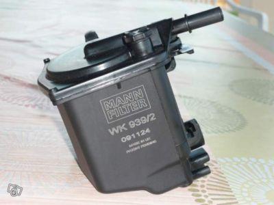 PEUGEOT 206 207 307 407 /& C4 1.6 HDI Delphi Diesel Fuel Filter housing plastic
