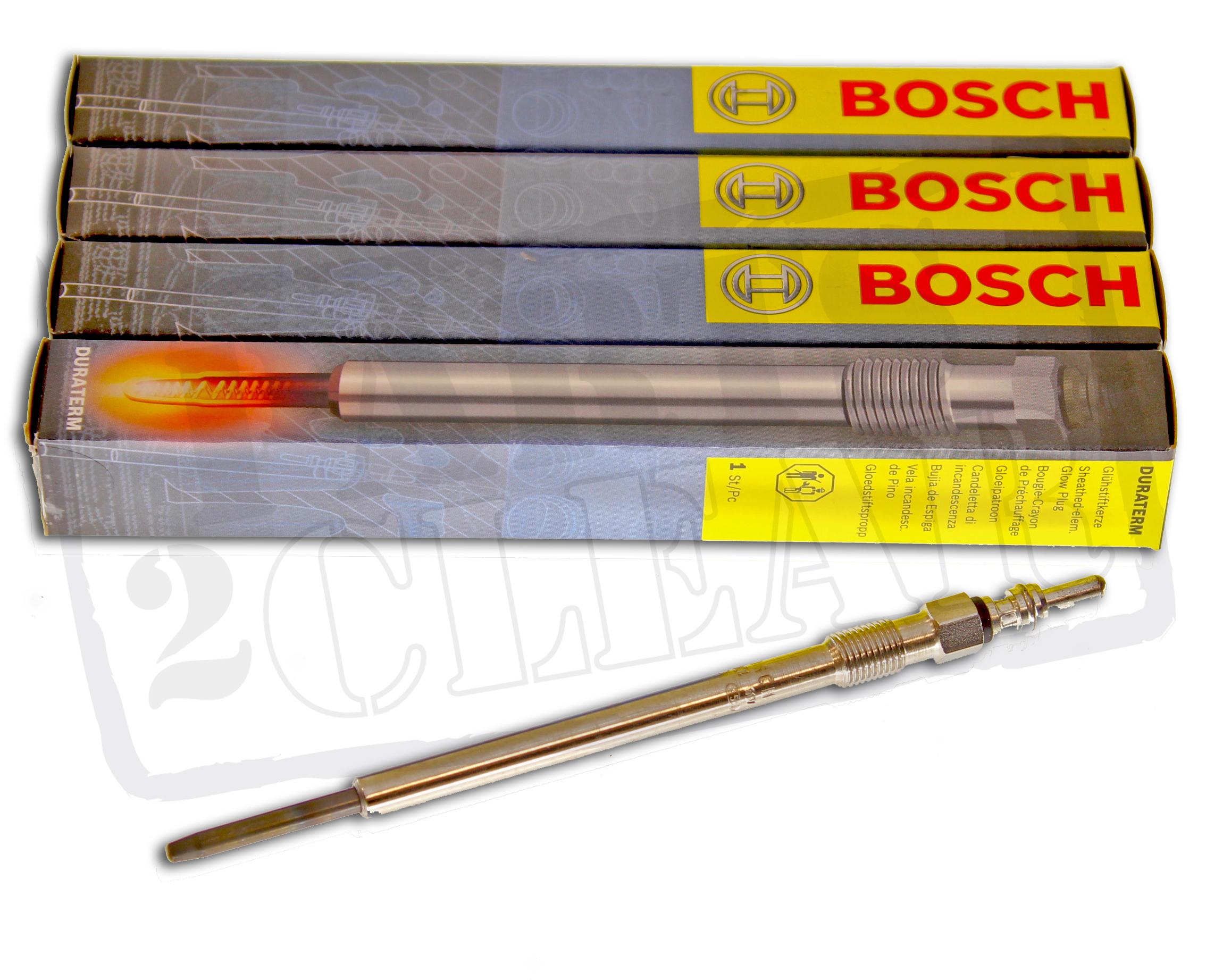 Vauxhall Movano 23 Cdti Bosch Diesel Glow Plug X 4 Kit Set 10 Controller Wiring Harness 0250603001