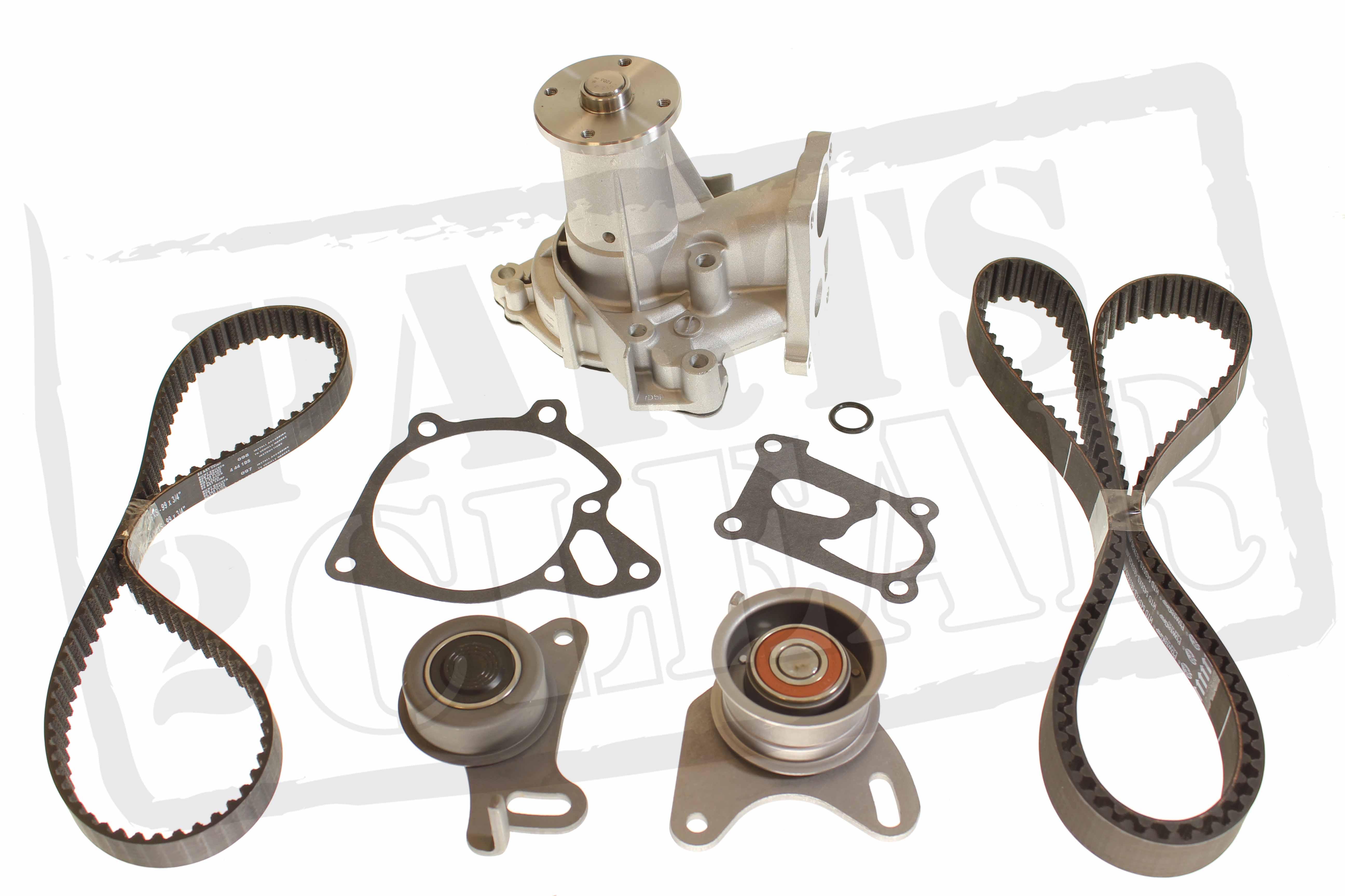 Mitsubishi Timing Belt : Mitsubishi l td cam timing belt water pump tensioner