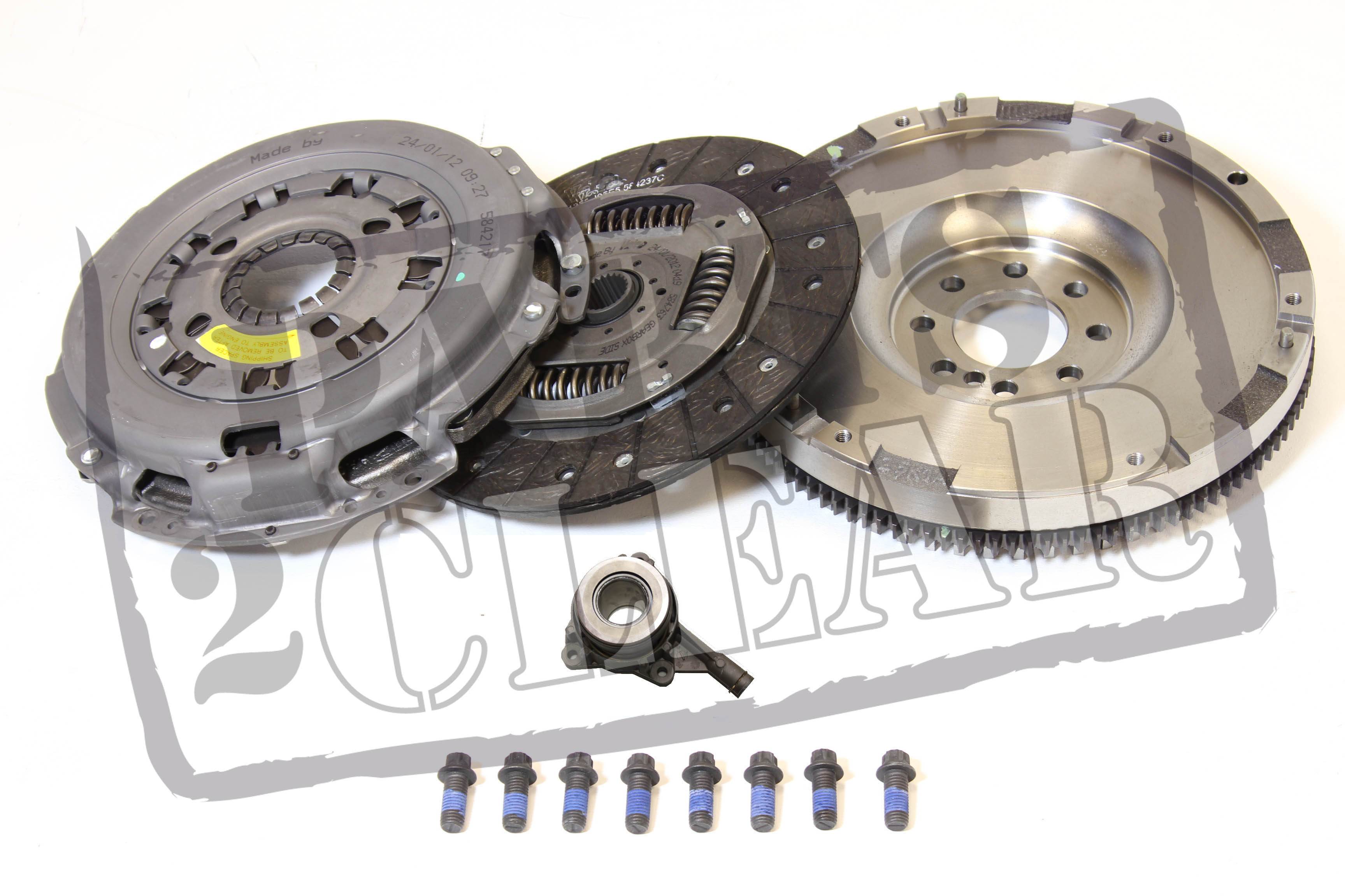 Concentric Clutch Slave 2.0TDCi With 6 Speed 00-07 Ford Mondeo MKIII 2.0TDDi