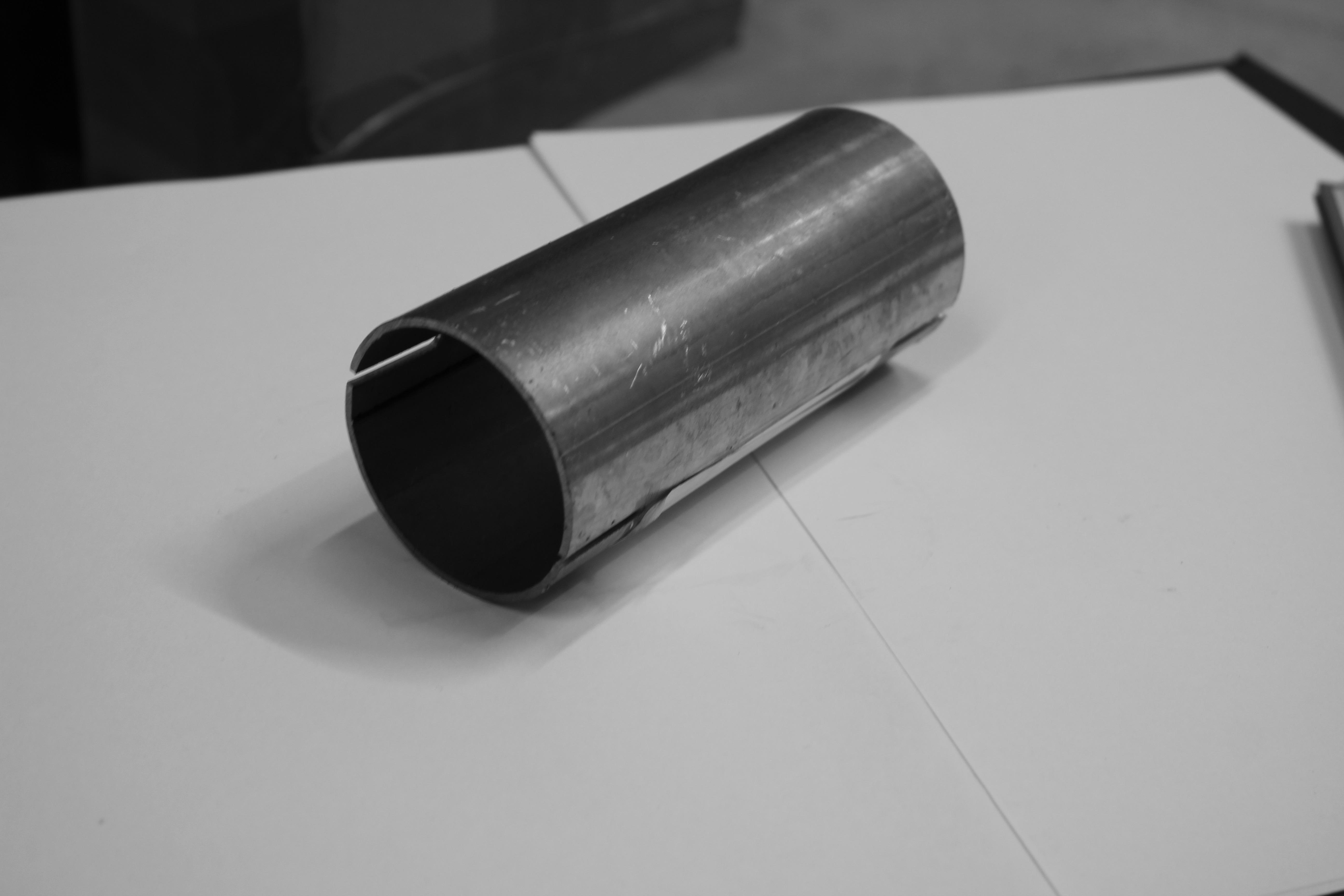 Exhaust repair pipe sleeve bmw mm