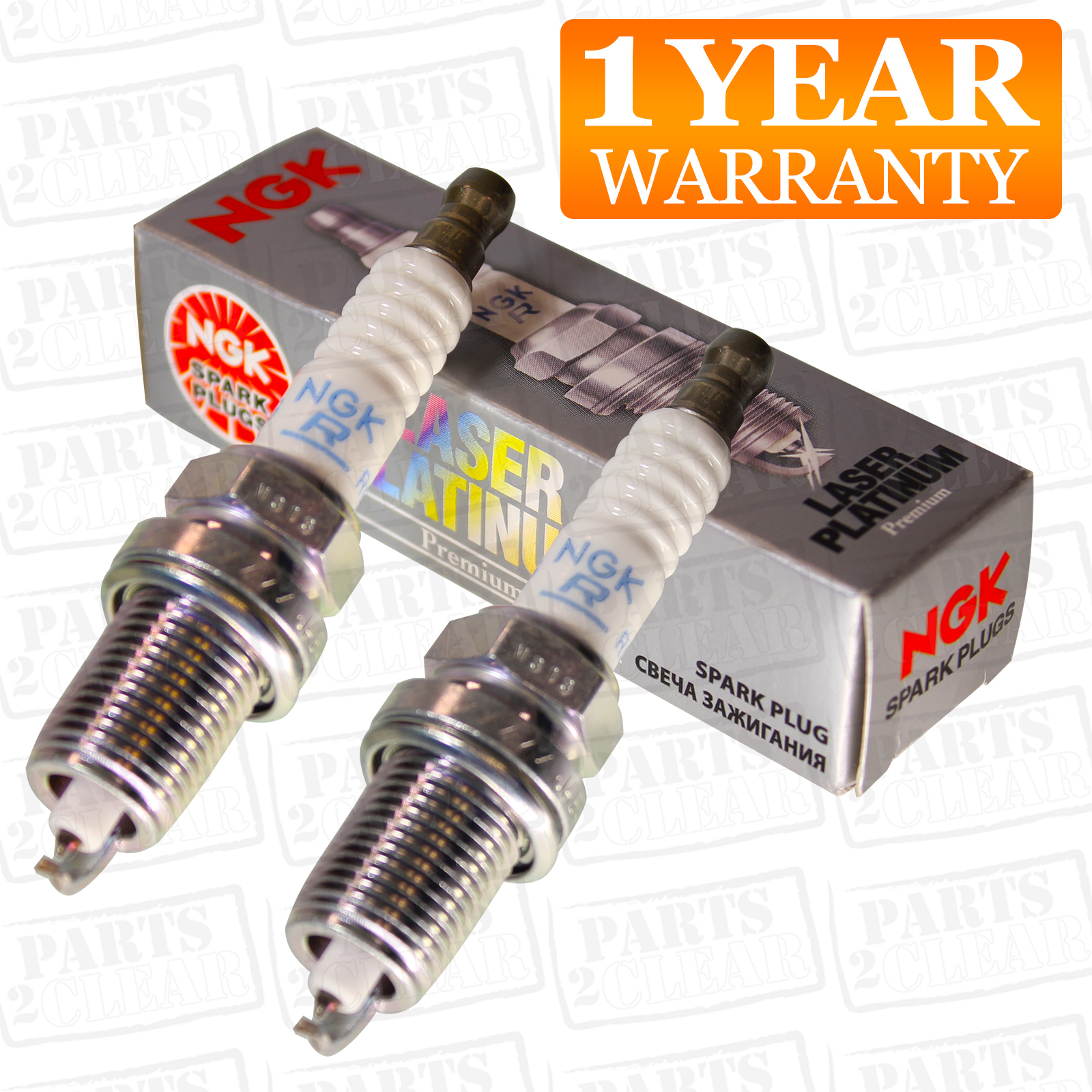4X doppio Iridium Spark Plugs per BMW 1 Series 116 i 2003-2012