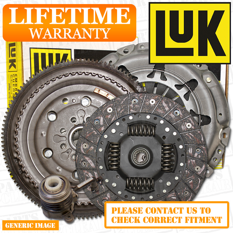 Ford Mondeo 30 St220 Clutch Kit Set Dual Mass Flywheel Set St 220