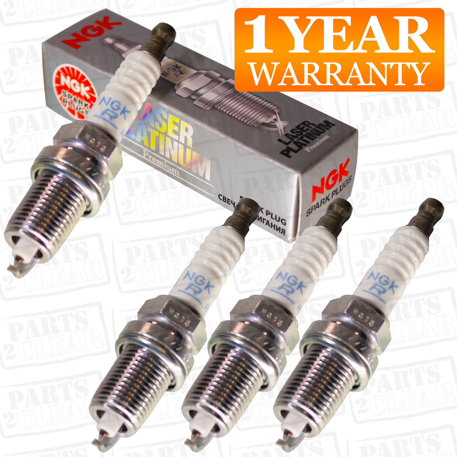 300zx Non Turbo Spark Plugs: NGK Laser Platinum 4x Ignition Spark Plug 4 Pack X4 For
