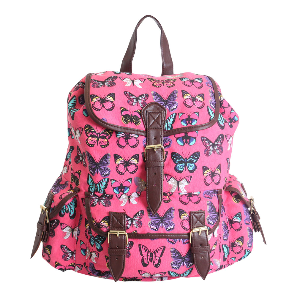 Female School Backpacks: Meet Models