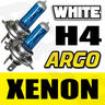 View Item H4 XENON SUPER WHITE 55W FRONT CORNERING BULBS 12V HEADLIGHT HEADLAMP HID LIGHT