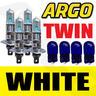 View Item H1 XENON ICE WHITE 55W BULBS FRONT CORNERING BEAM 12V HEADLIGHT HEADLAMP 448 x4