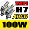 View Item H7 100W XENON SUPER BRIGHT WHITE BULBS 8500K X 4