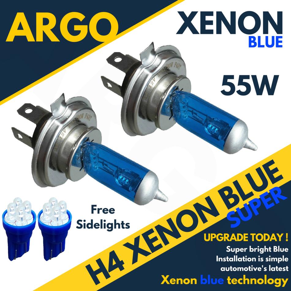 VW Caravelle MK4 Clear Halogen Xenon HID Parking Beam Side Light Bulbs