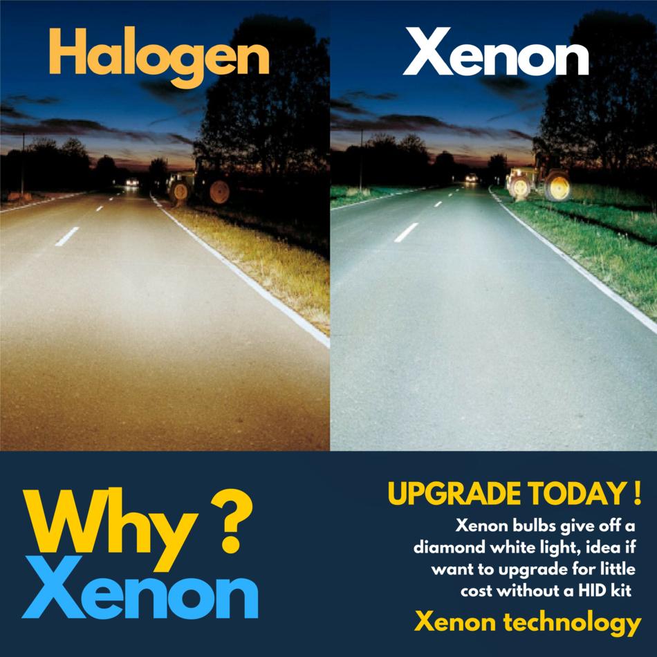 H4 Xenon White 100w 501 Smd Canbus Sidelight 12v Headlight Headlamp Bulbs Light