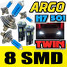 View Item H7 H7 501 100W SUPER WHITE XENON HID HIGH/LOW/SIDE LIGHT BEAM HEADLIGHT BULBS