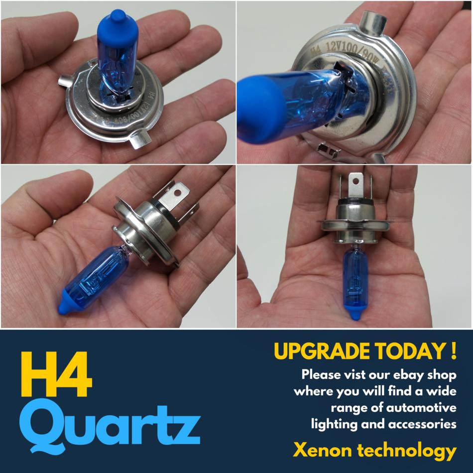 2xH1 Headlight Fog Lamp Bulb Socket Holder Wiring Connector Plug For Auto Car