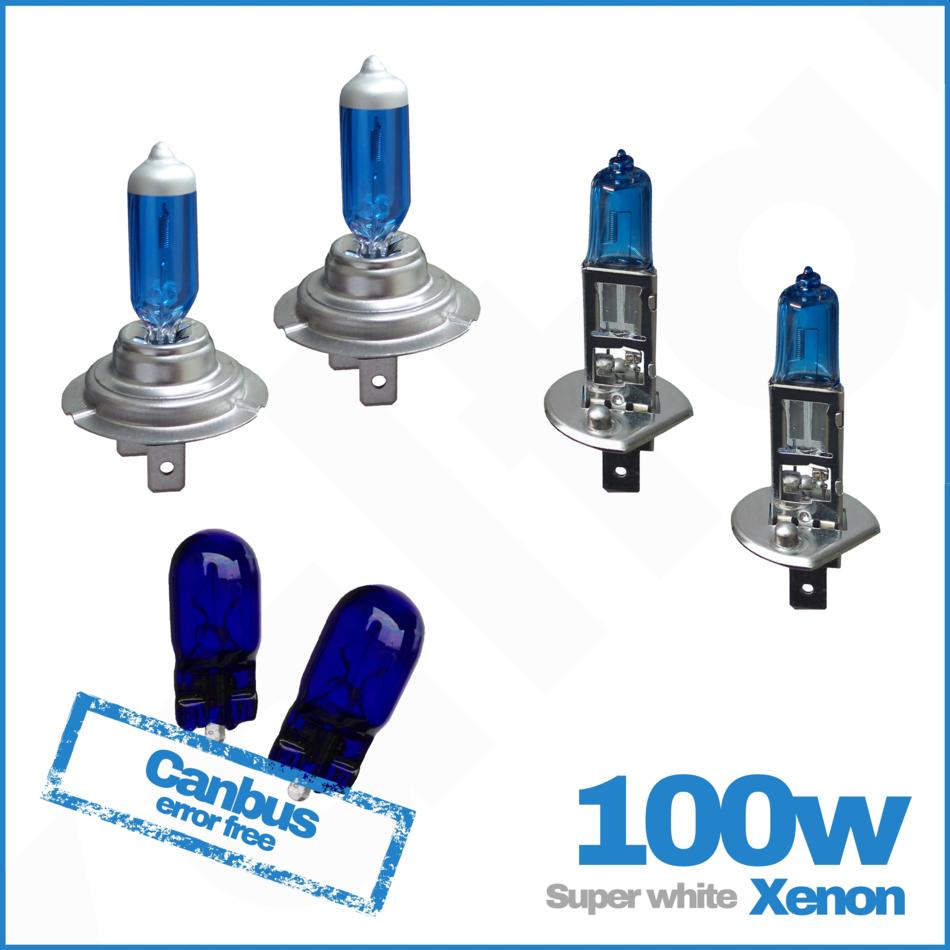 2x pour RENAULT TRAFIC 8 SMD Intérieur Lumière DEL Ampoule Mise à niveau Canbus Sans Erreur