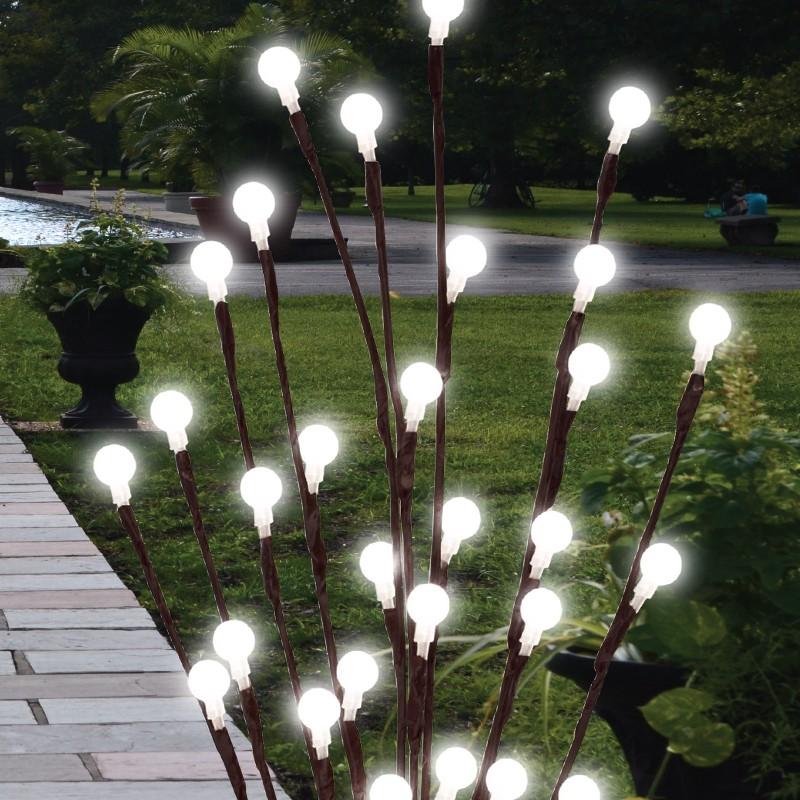 2 x 60cm garden led twig lights solar tree lights decor lighting sentinel 2 x 60cm garden led twig lights solar tree lights decor lighting outdoor lamp aloadofball Images