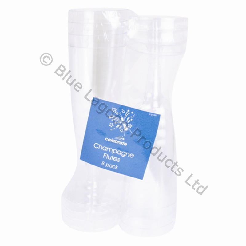8-24-48-Disposable-Plastic-Champagne-Flutes-Wine-Glasses-Disposable-Party-Glass