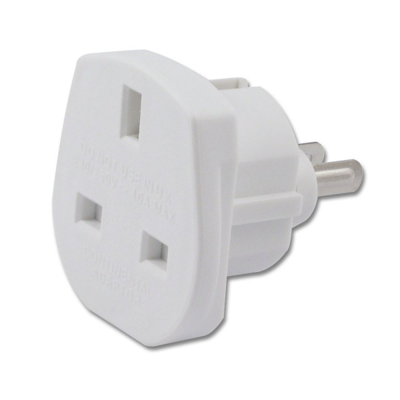 Sentinel Uk To Usa An Mexico Canada Adaptor Plug Converter Travel Adapter