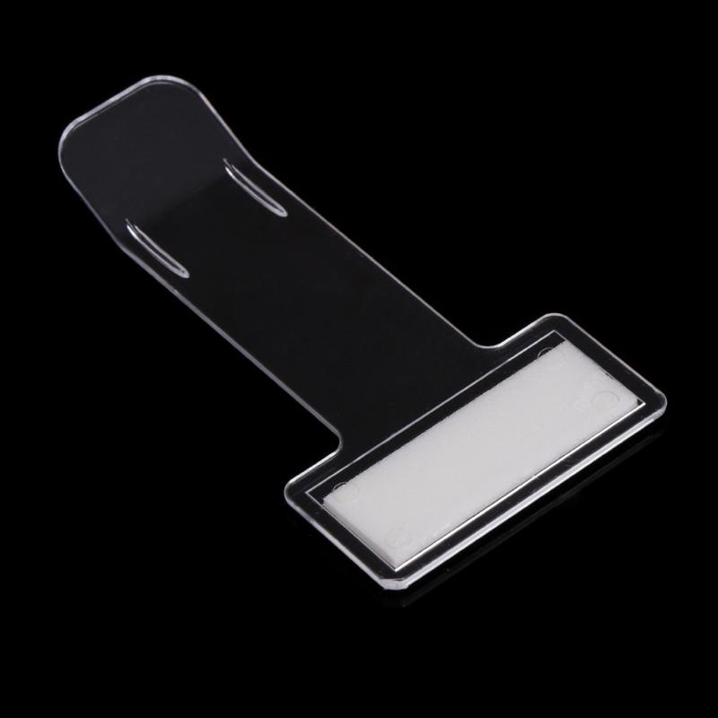 4x Car Vehicle Parking Ticket Receipt Permit Card Holder Clip Sticker Wind TDO